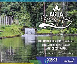 Aguas de Manizales 2016