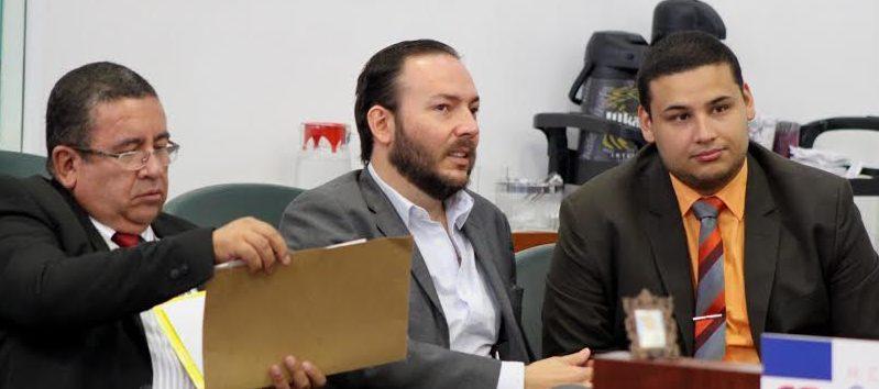 secretario de transito en el concejo de manizales
