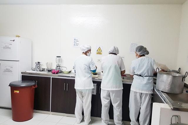 Sector solidario entreg 2 comedores escolares eje21 for Comedores escolares en colombia
