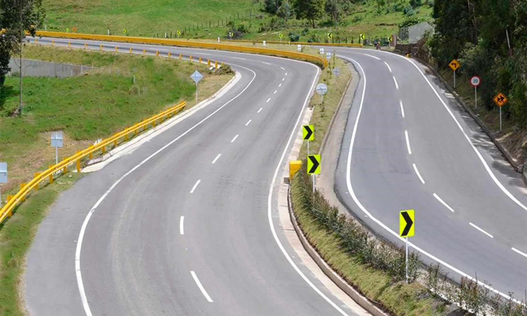 Doble calzada entre Bogotá y Villeta inaugurada por el Presidente Santos reducirá tiempos de viaje a Medellín y la Costa Caribe