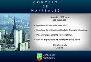 Concejo de Manizales (Abril 2017)