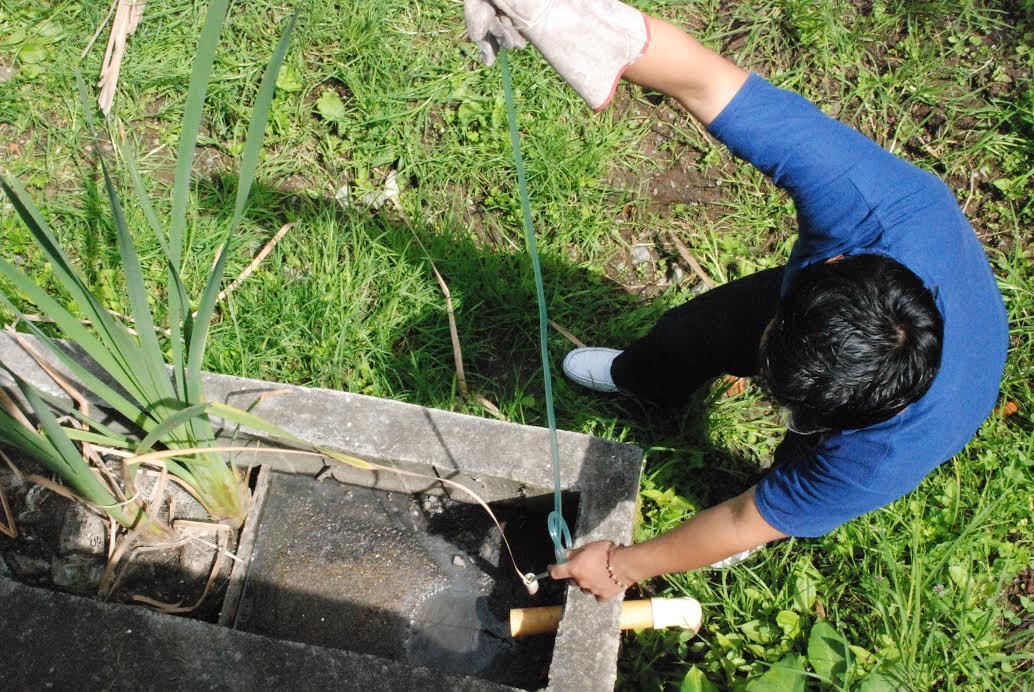 Tratamiento de aguas residuales es incipiente