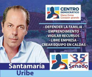 Senador Santamaría Uribe