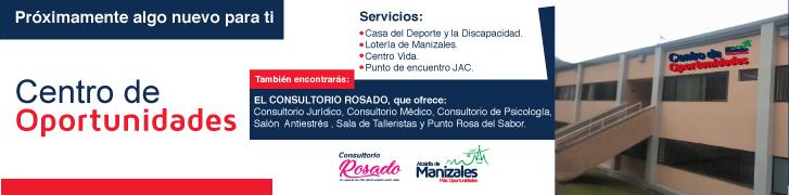 Alcaldía de Manizales (Febrero 2018)