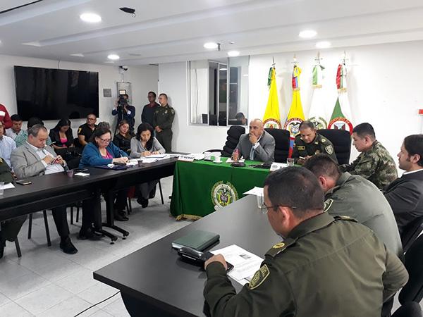 Ministerio del interior y autoridades de caldas ratifican for Ley del ministerio del interior