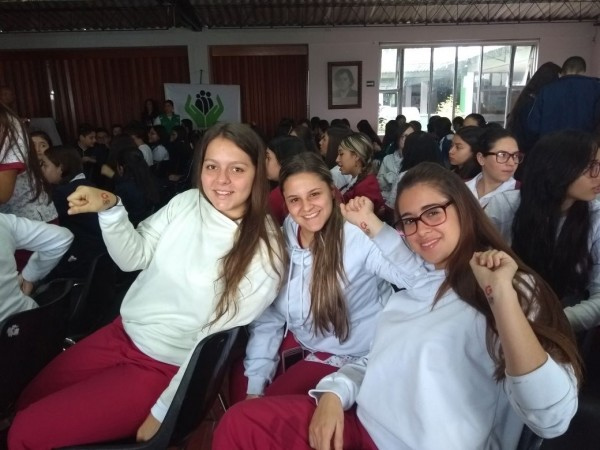 bfb4df51fa El GEN Ciudadano se activó en la Escuela Normal Superior de Caldas ...