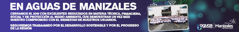 Aguas de Manizales - Cierre 2019