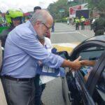 guido echeverri y los 10 mandamientos de seguridad vial