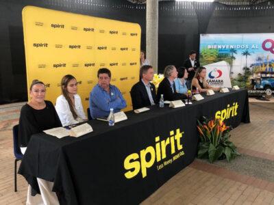 ¡Spirit Airlines celebró su 10º aniversario en Armenia - Eje21