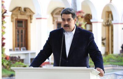 Maduro declara cuarentena colectiva en seis estados y el Distrito ...