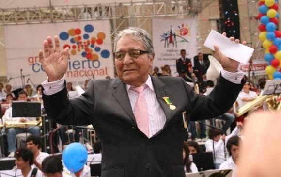 Guillermo Gonzalez el colombiano