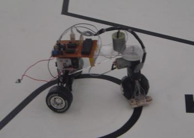 robot tareas