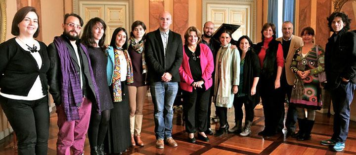 Ministra de Cultura felicitó a los directores colombianos galardonados en Cannes (haga clic aquí)