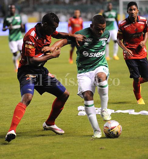 Deportivo Cali vs Medellin junio 3 de 015 cali