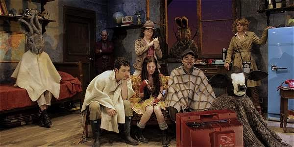 Labio de liebre obra teatral