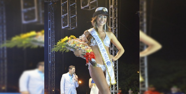 Laura Margarita Prada Anaya capitana del mar