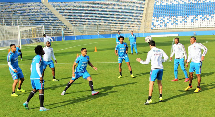 Listos para enfrentar a Argentina3