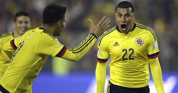 colombia le gano a brasil junio 17 de 015