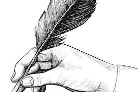 pluma ilustracion