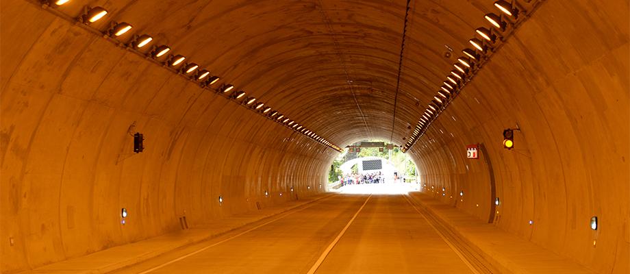 via al llano tunel