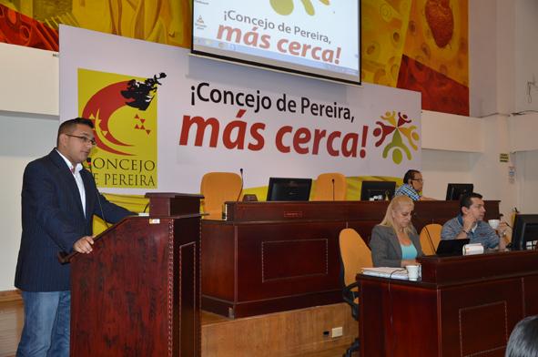 Concejo de Pereira