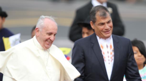 Papa Francisco en Ecuador4