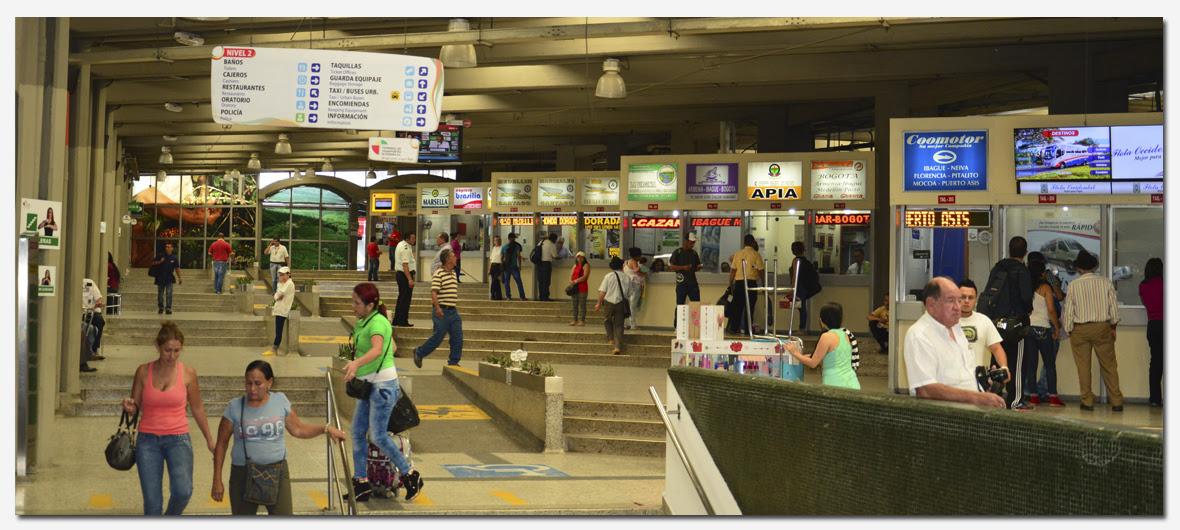 Resultado de imagen para Imagenes de la Terminal de Transportes de Pereira