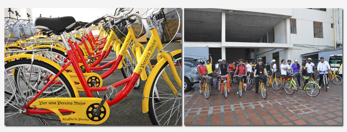 bicicletas publicas pereira