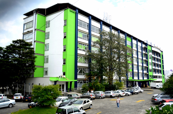 Hospital San Juan de Dios de Armenia