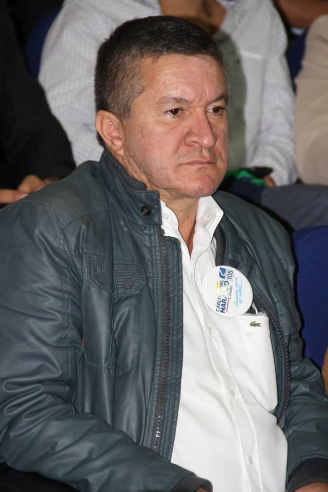 Agenda Carlos Uriel Naranjo