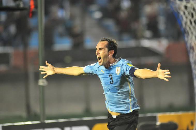 Uruguay goleo a colombia foto 1 oct 13 de 015