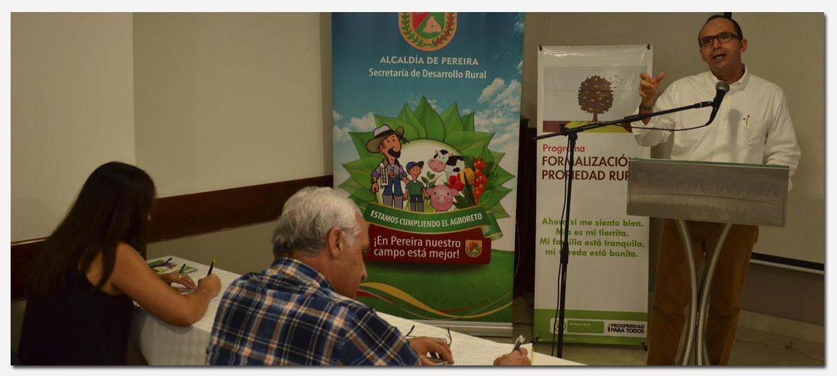 formalizacion de predios rurales en pereira