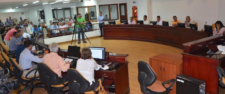 Resultado de imagen para Imagenes del Concejo de Pereira