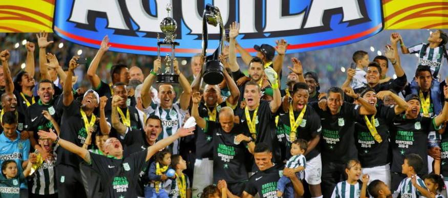 Atletico Nacional campeon final