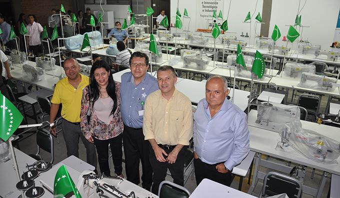 Centro de Formación en Confección Industrial de Risaralda