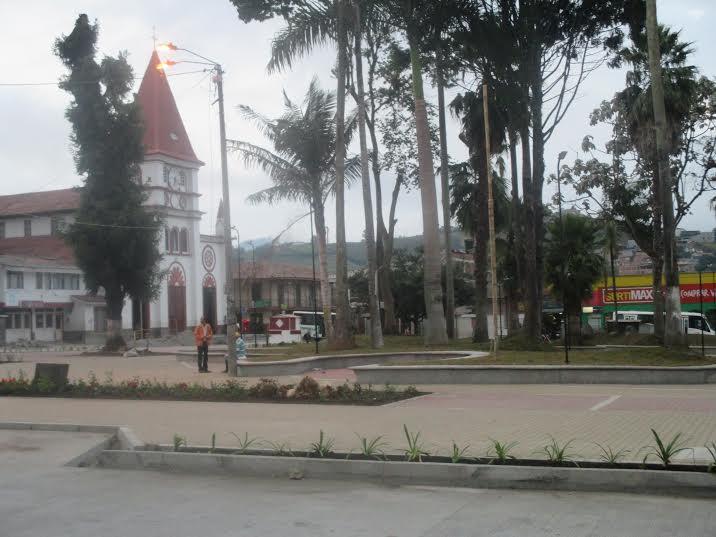 Parque de Villamaria