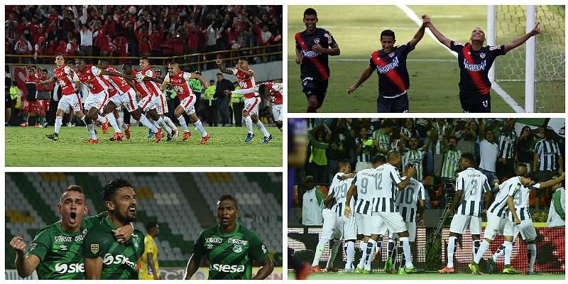 equipos colombianos que pasaron navidad 2015