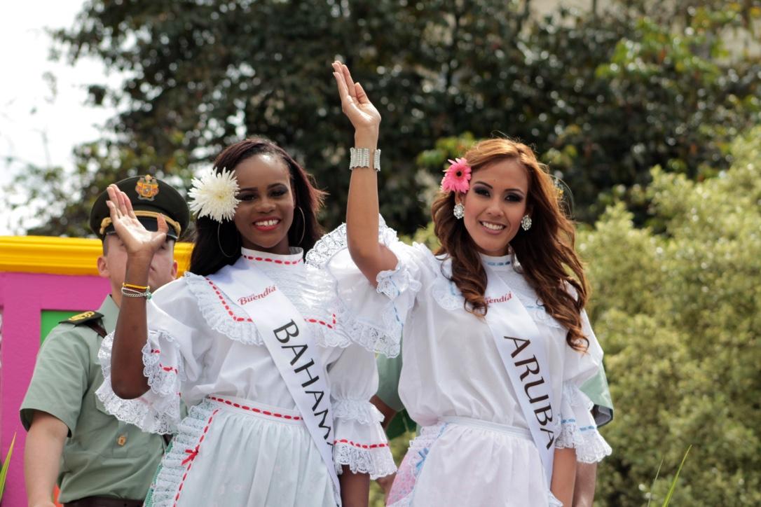 Bahamas y Aruba