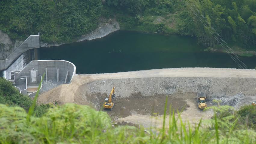 El edén proyecto hidroelectrico