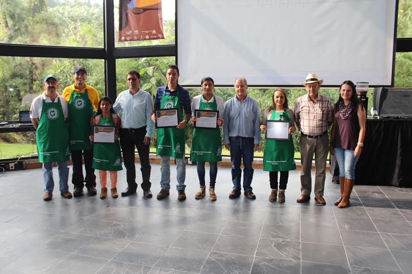 Concurso Departamental de Catadores