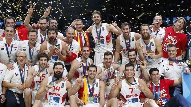 espana baloncesto