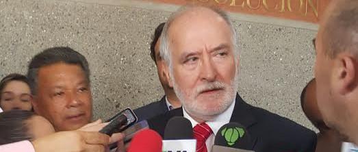 Guido Echeverri sobre suspension