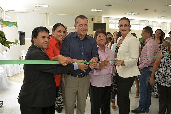 Homeris hospital gobernador entrega obras