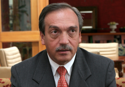 LUIS ALFREDO RAMOS- POLITICO BOGOTA, JULIO 5 DE 2006 FOTO LEON DARIO PELAEZ- SEMANA