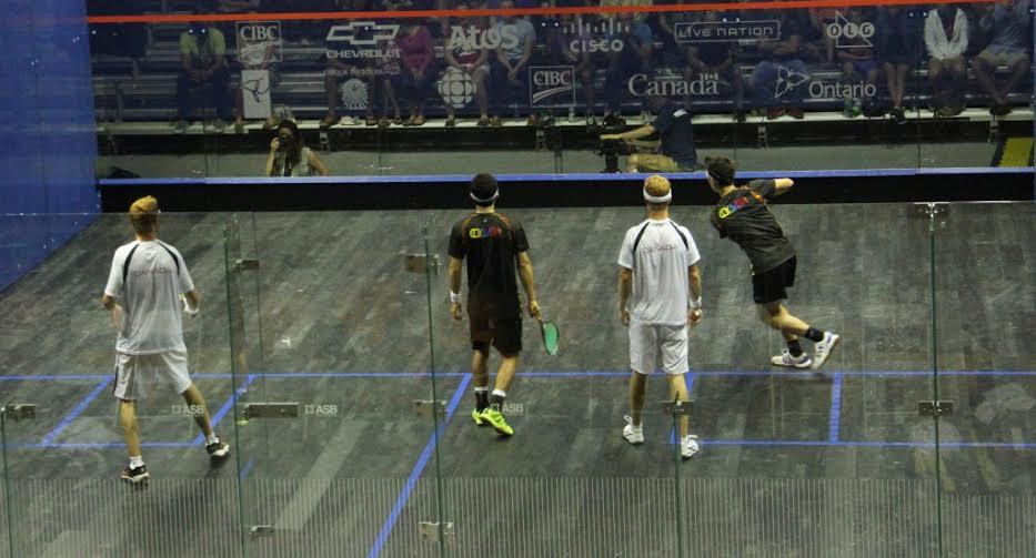 Válida Nacional de Squash del 2016