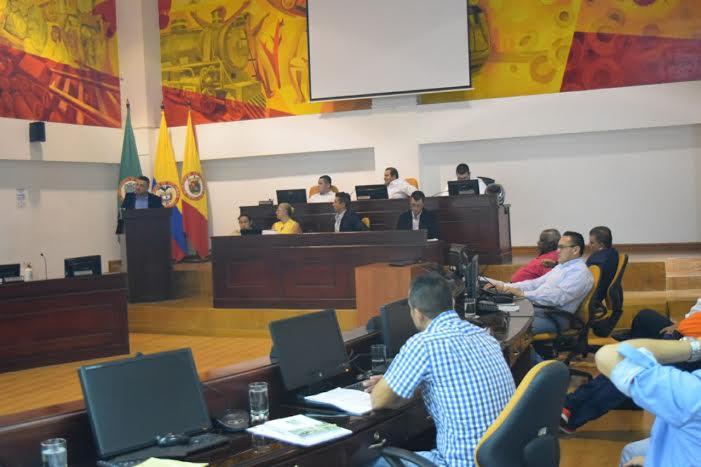 Concejo de Pereira abril 01 de 016