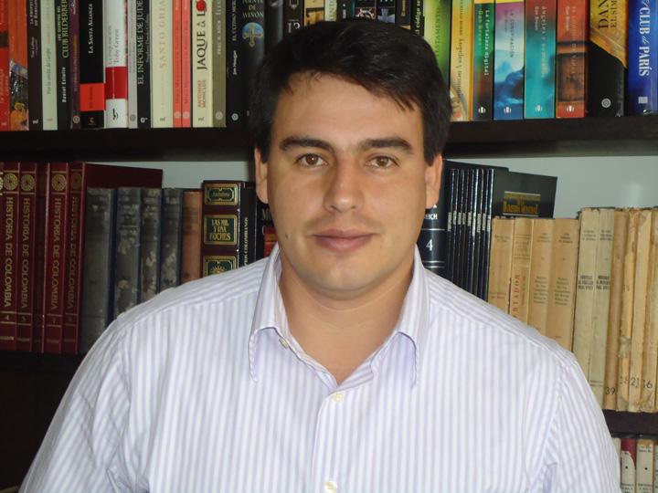 Jorge Eduardo Rojas ministro de transporte