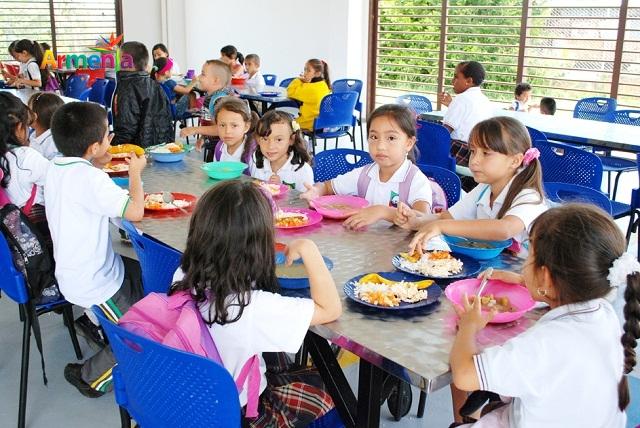 Restaurante escolar Armenia