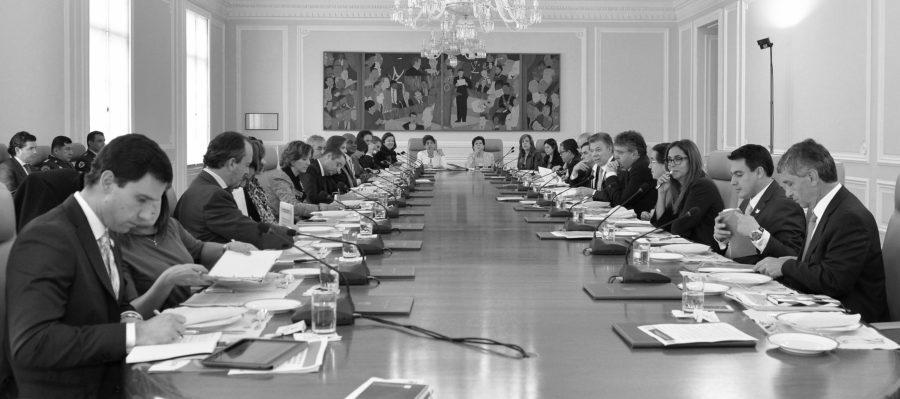 Consejo de Ministros 2016