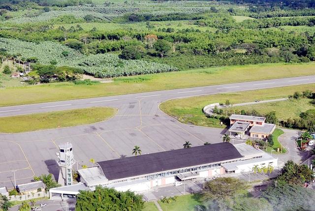 Aeropuerto El Eden mayo 28 de 016